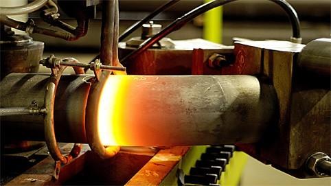 Процесс производства стальных отводов