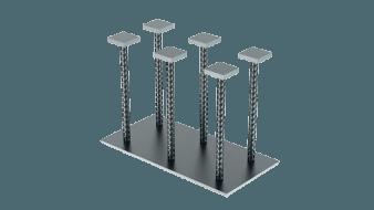 Закладные изделия МН серии 1.400-15