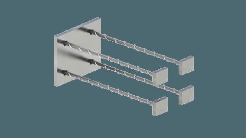 Закладные изделия МН 109-2 серия 1.400-15