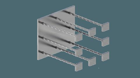 Закладные изделия МН 149-6 серия 1.400-15
