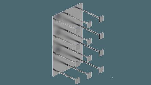Закладные изделия МН 164-6 серия 1.400-15