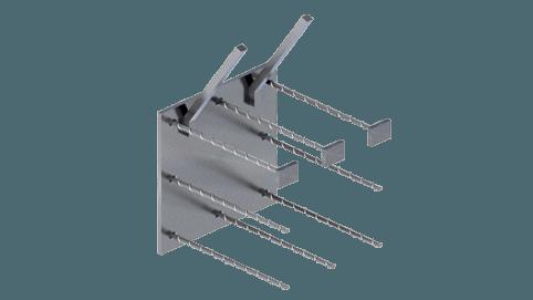 Закладные изделия МН 312-4 серия 1.400-15