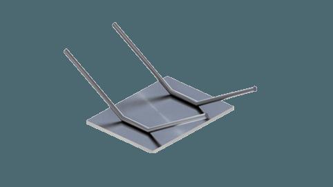 Закладные изделия МН 403-1 серия 1.400-15