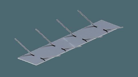 Закладные изделия МН 414-1 серия 1.400-15