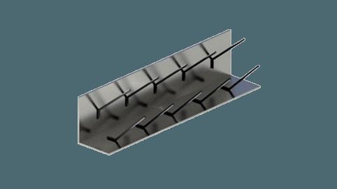 Закладные изделия МН 535 серия 1.400-15