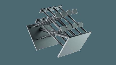 Закладные изделия МН 615 серия 1.400-15