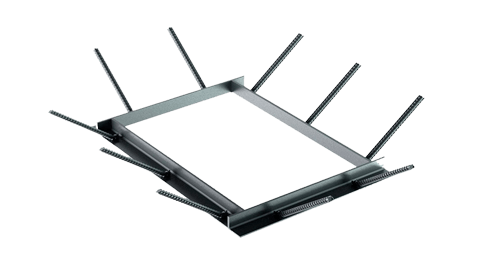 Закладные изделия МН 756-1 серия 1.400-15