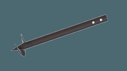 Винтовые сваи 133 мм